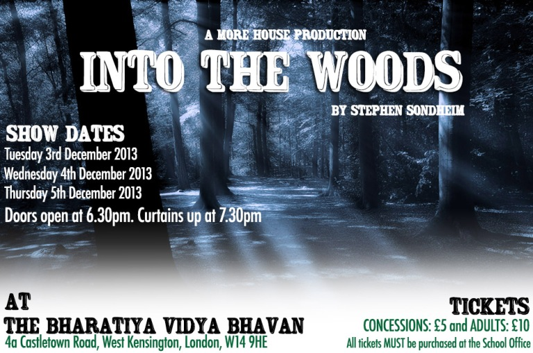 More House - Into the Woods