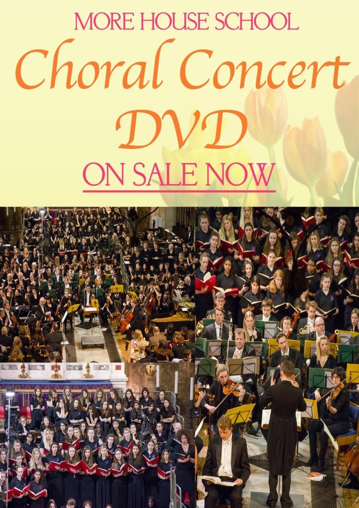 Spring Concert DVD