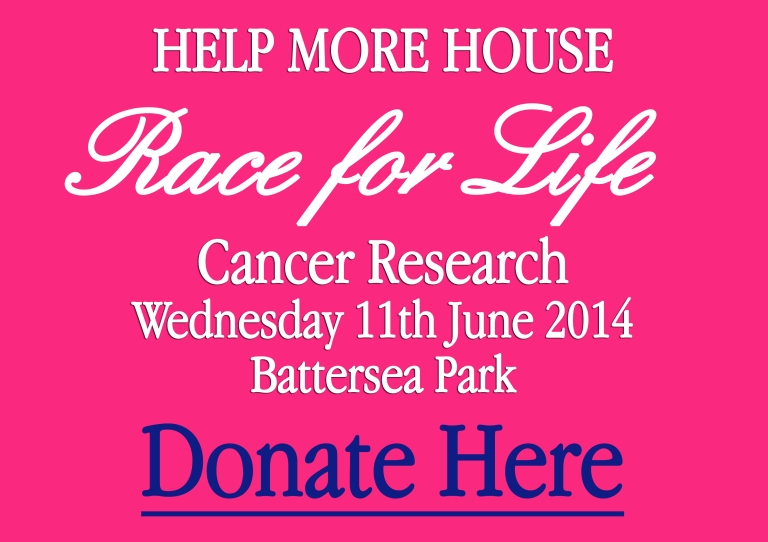 Race for Life donate