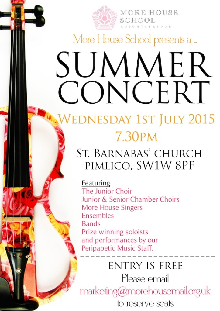 final summer concert