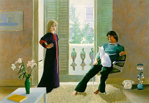 Hockney.clark-percy