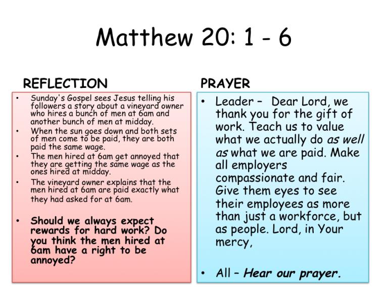 prayer 4.1
