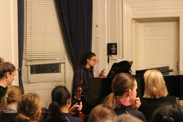 Informal Concert Autumn 8