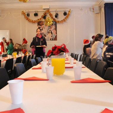 Christmas Lunch 1