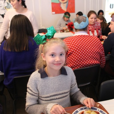 Christmas Lunch 13