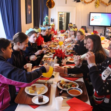 Christmas Lunch 3