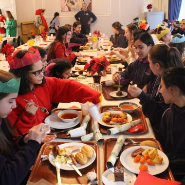 Christmas Lunch 5