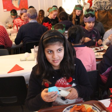 Christmas Lunch 7