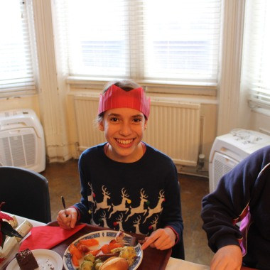 Christmas Lunch 8