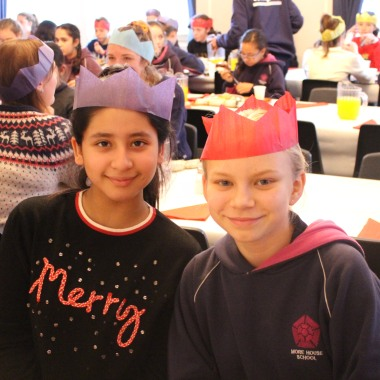 Christmas Lunch 9