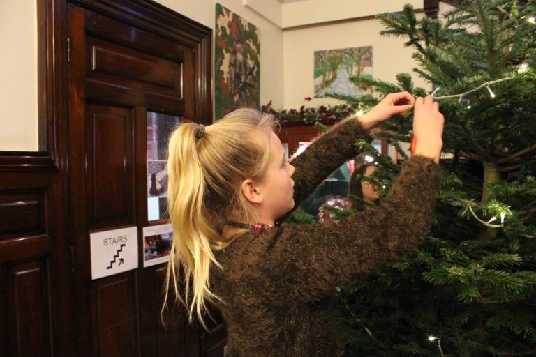 Christmas Tree 2017 - 2