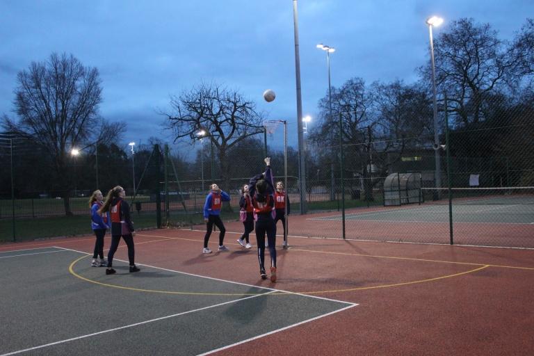 Netball Match 5