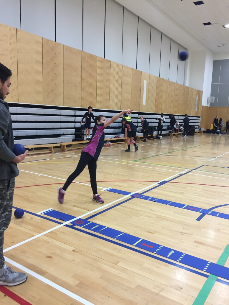 Indoor Athletics 3