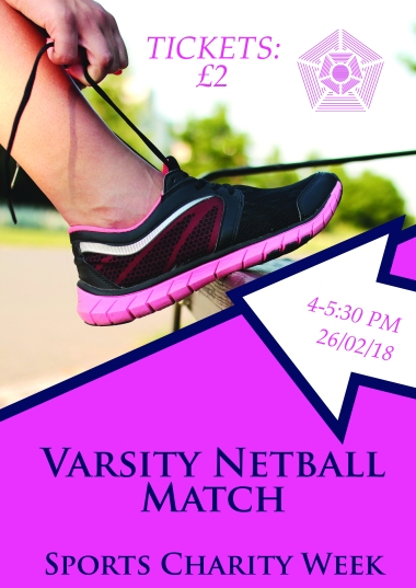 Varsity Netball Match 2018