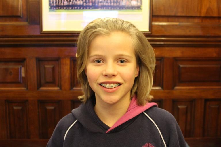 Lucy Jodrell's Hair 1