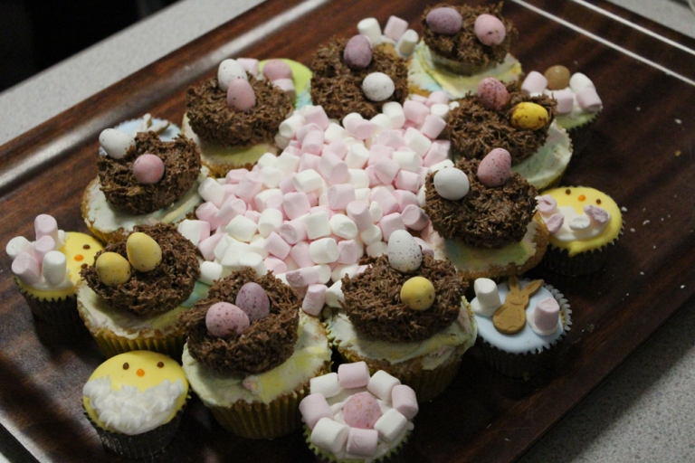 Easter Bake Off 5