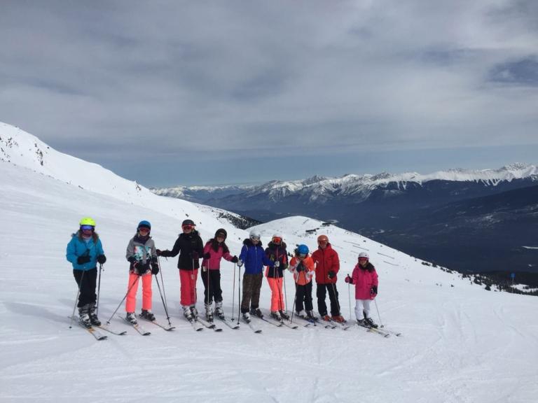 Ski Trip 2018 - 1
