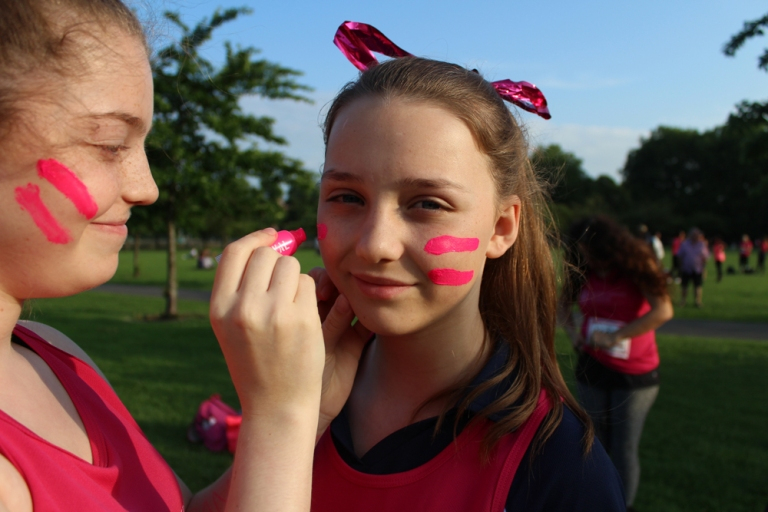 Race for Life 12