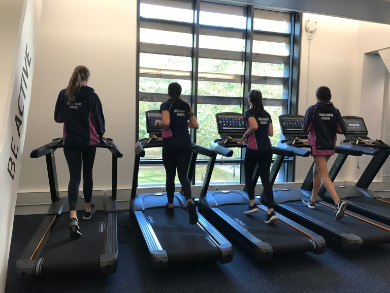 Imperial College Gym 2
