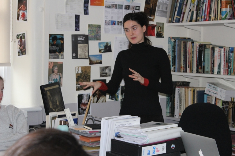 Elvira Valdes Talk 2